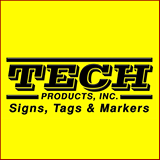 Tech Products, Inc. - Signs, Tags and Markers